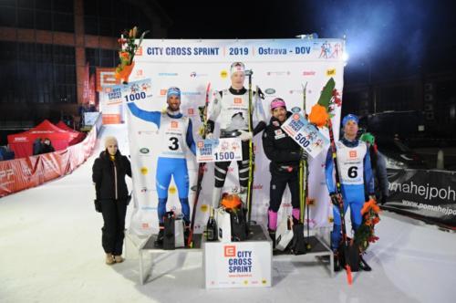 ČEZ City Cross Sprint 2019