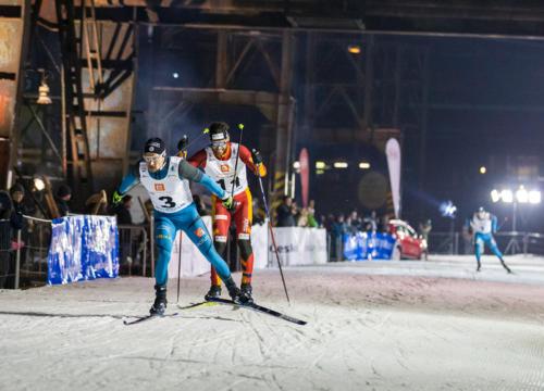 ČEZ City Cross Sprint 2018